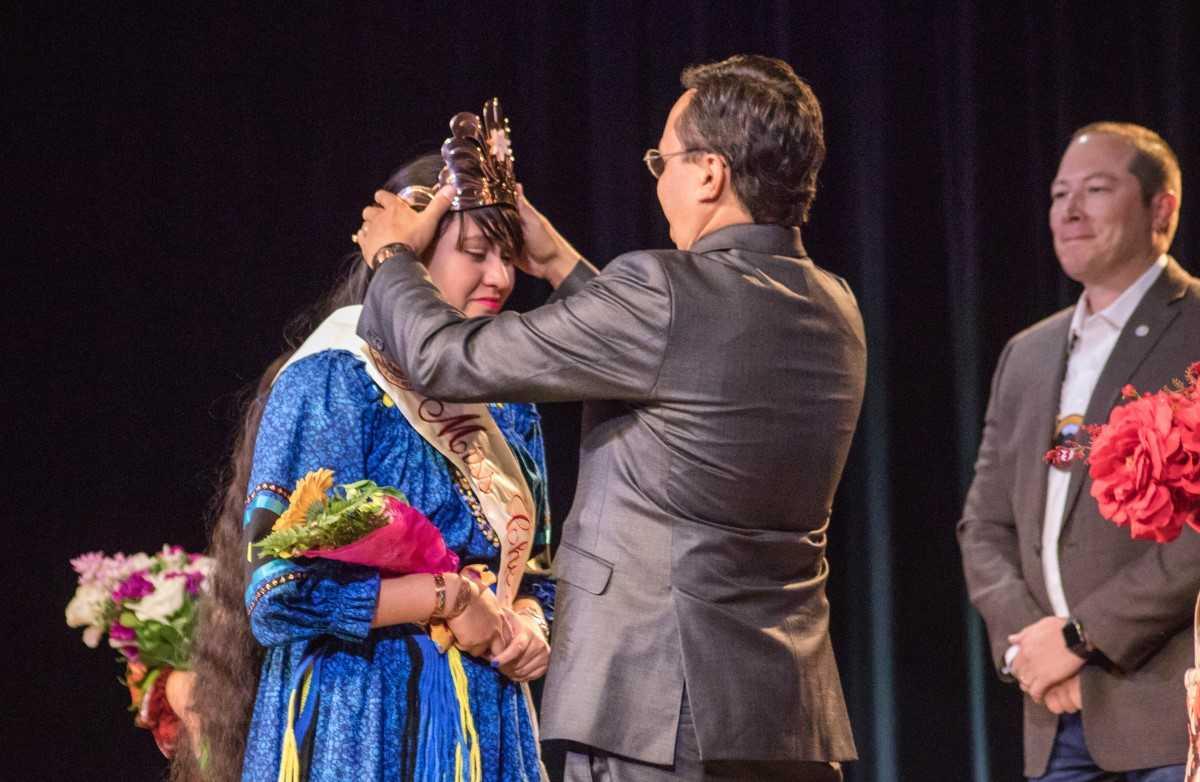 Meekah Roy crowned 2019-20 Miss Cherokee
