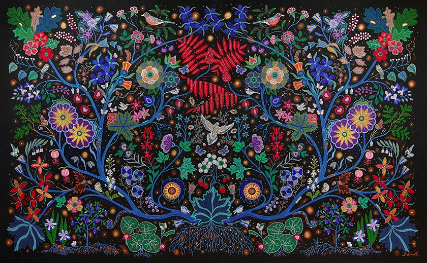 Frist Art Museum Presents Groundbreaking Exhibition  Hearts of Our People: Native Women Artists