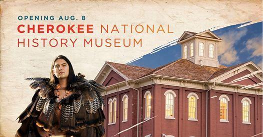 Cherokee Nation to Celebrate Grand Opening of Cherokee National History Museum