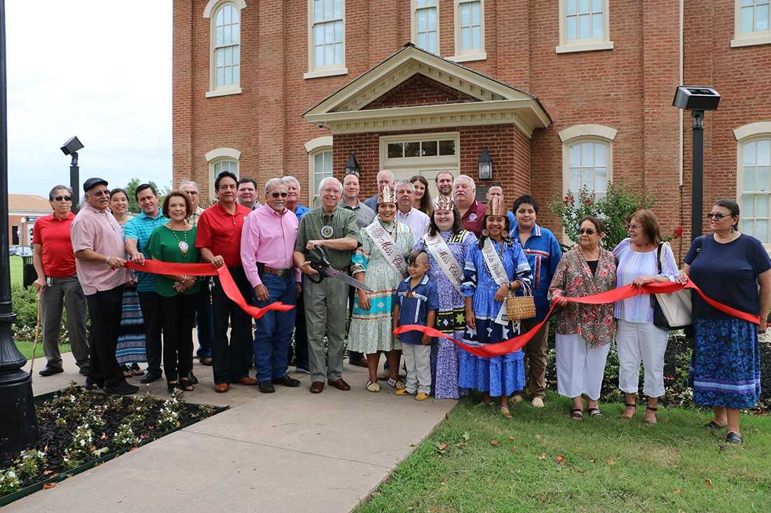 Cherokee Nation Celebrates Opening of New Museum