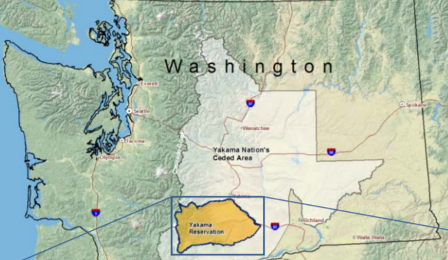 Federal District Court Affirms Yakama Reservation Boundaries