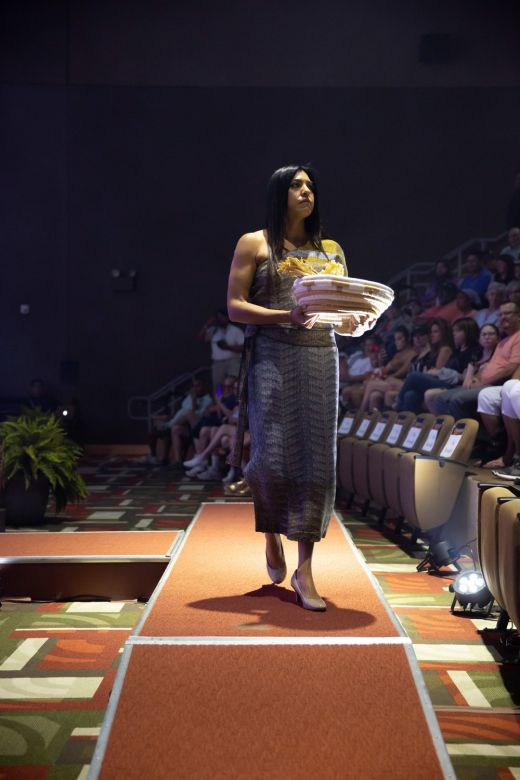 Native Creativity Fashion Showcased Several Native American Fashion Designers