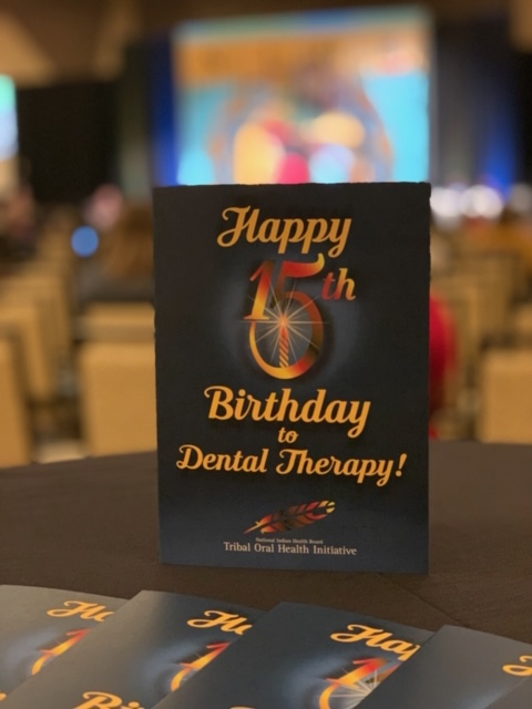 NIHB Celebrates 15 Years of Dental Health Aide Therapy in Alaska Native Communities at Closing Conference Session