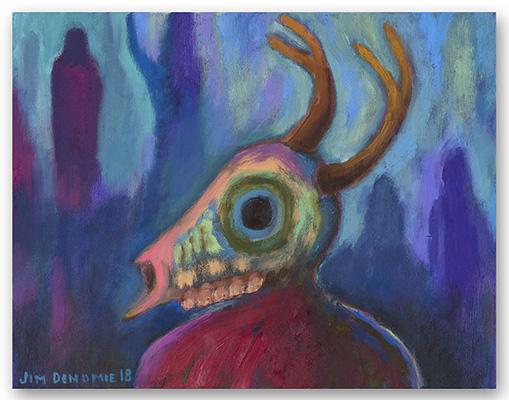 McKnight Names Ojibwe Artist Jim Denomie 2019 Distinguished Artist