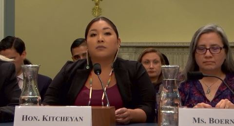 NIHB Testifies before Congress in Support of Advance Appropriations for Indian Programs