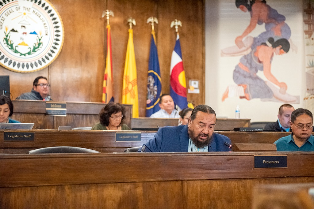 Navajo Nation Council Approves Navajo Nation $1.2 Billion Comprehensive FY 2020 Budget