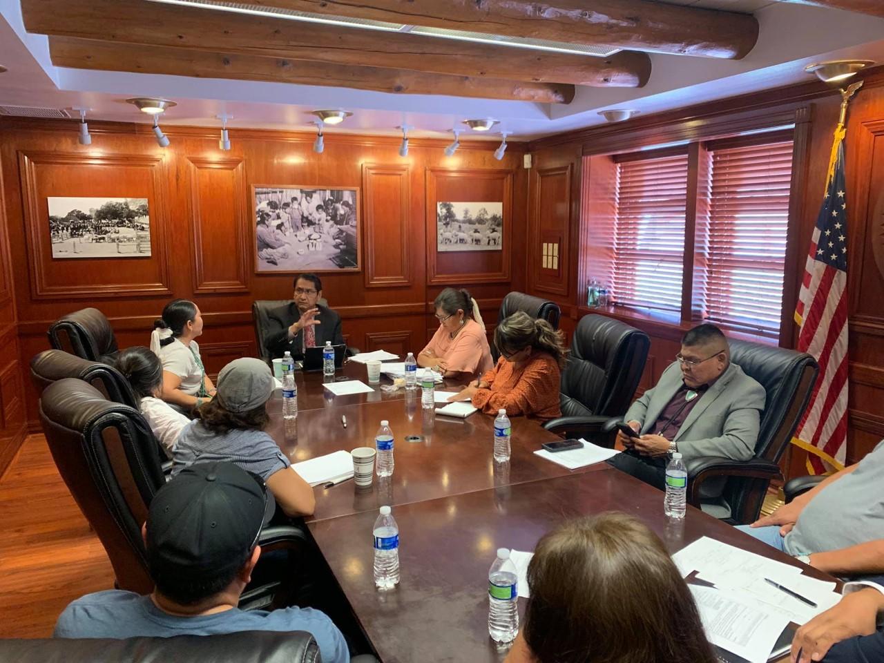 Nez-Lizer Authorizes Open Enrollment for Navajo Non-Emergency Medical Transportation Providers