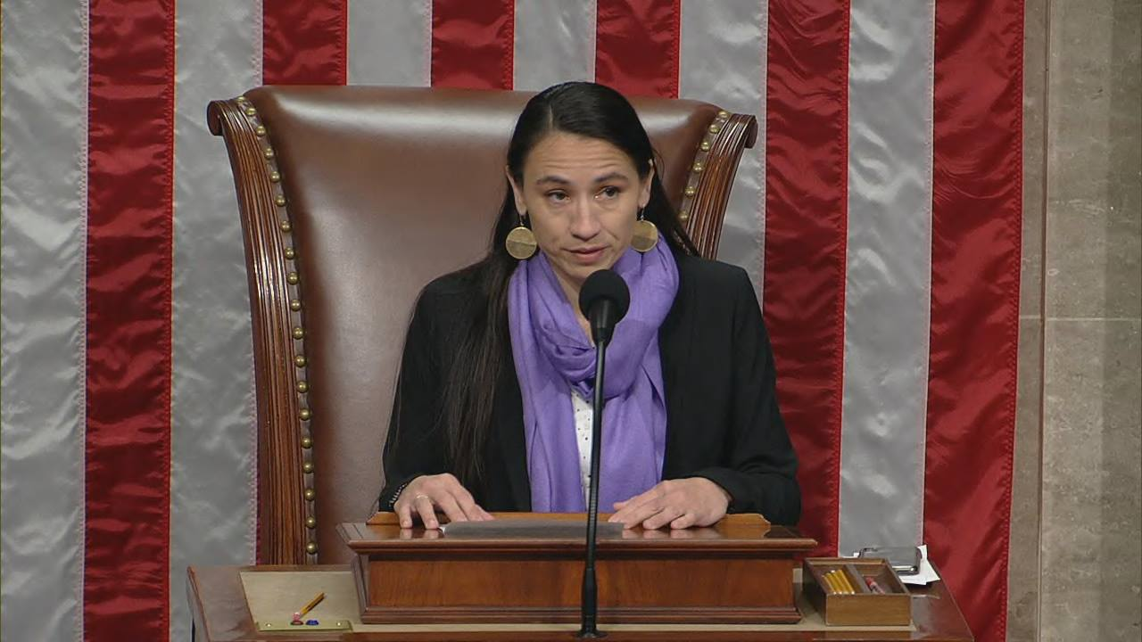 Rep. Sharice Davids Statement on Ukraine Allegations