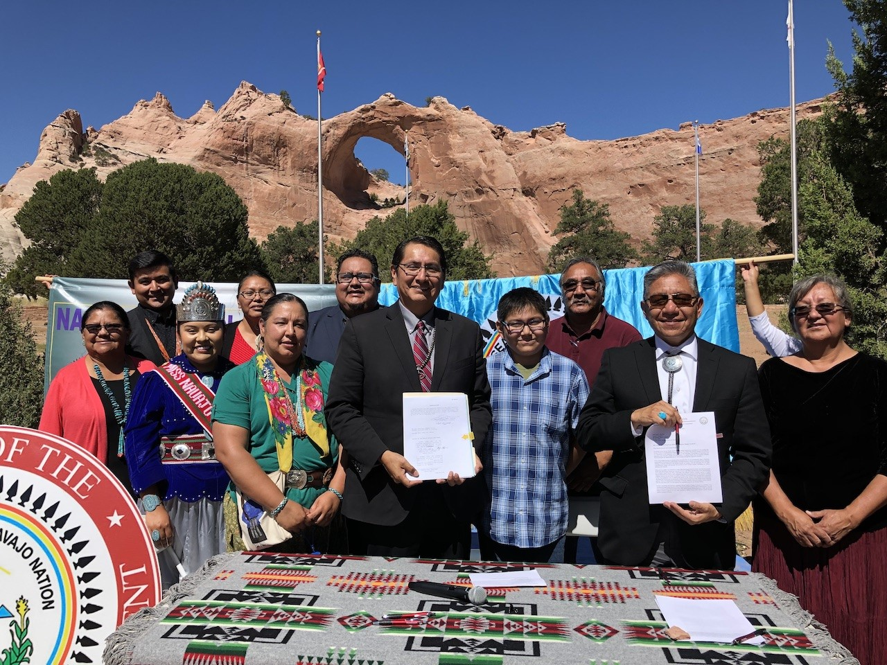 Navajo Nation FY 2020 Comprehensive Budget Signed into Law
