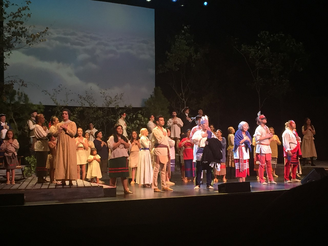 Cherokee Musical 'Nanyehi' Returns to The Joint Nov. 15-16