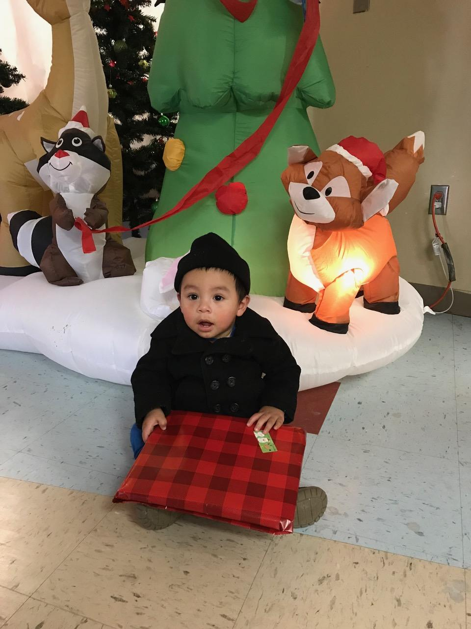 The Cheyenne River Youth Project Officially Launches the 2019 Wo Otúh'an Wi Toy Drive