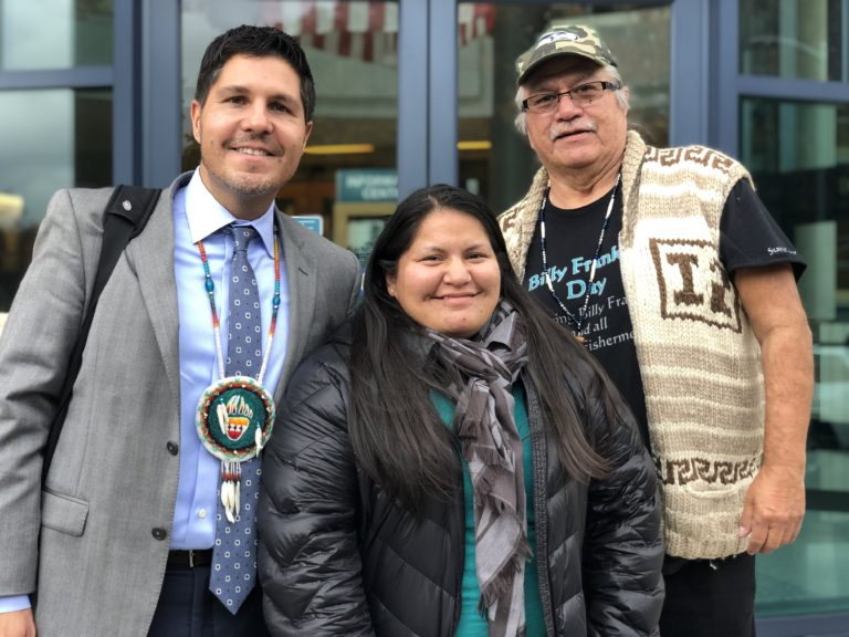 Washington State Court Rejects Tribal Court's Jurisdiction