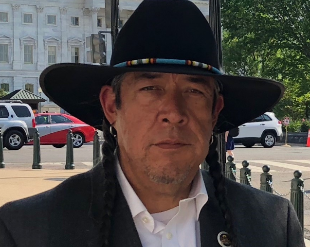 Shaun Chapoose Officially Announces Candidacy for President of the National Congress of American Indians