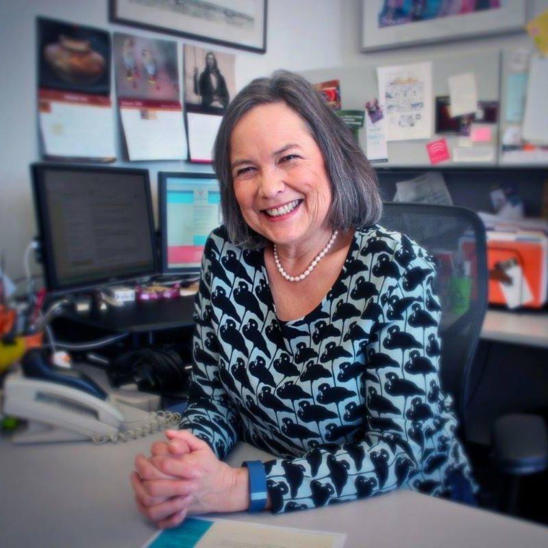 Vision Maker Media Executive Director Begins New Chapter