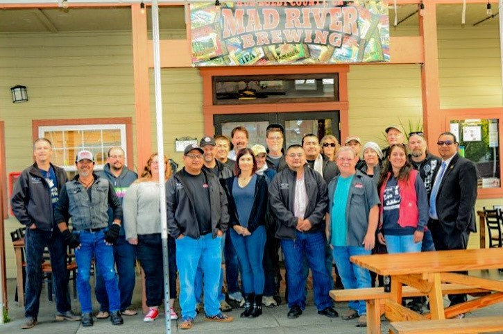 Yurok Agricultural Corporation to Purchase Mad River Brewing Company in Klamath, California