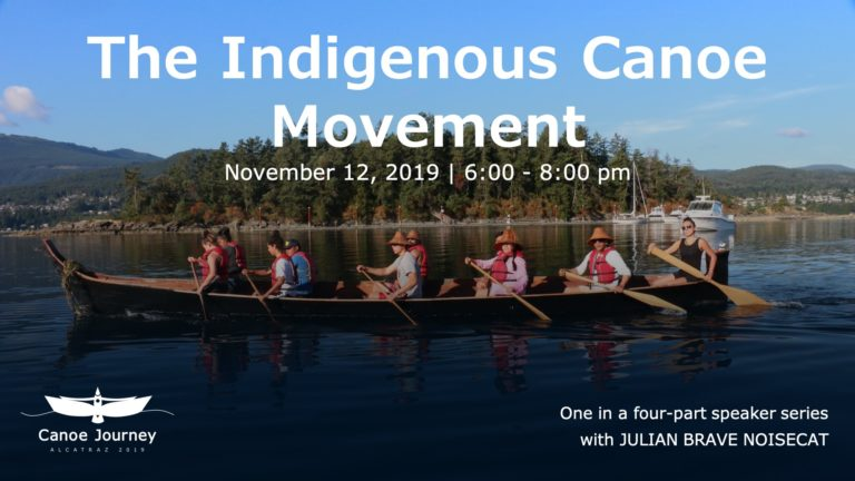 The Indigenous Canoe Movement: Part of the 50th Anniversary of Alcatraz Occupation Events