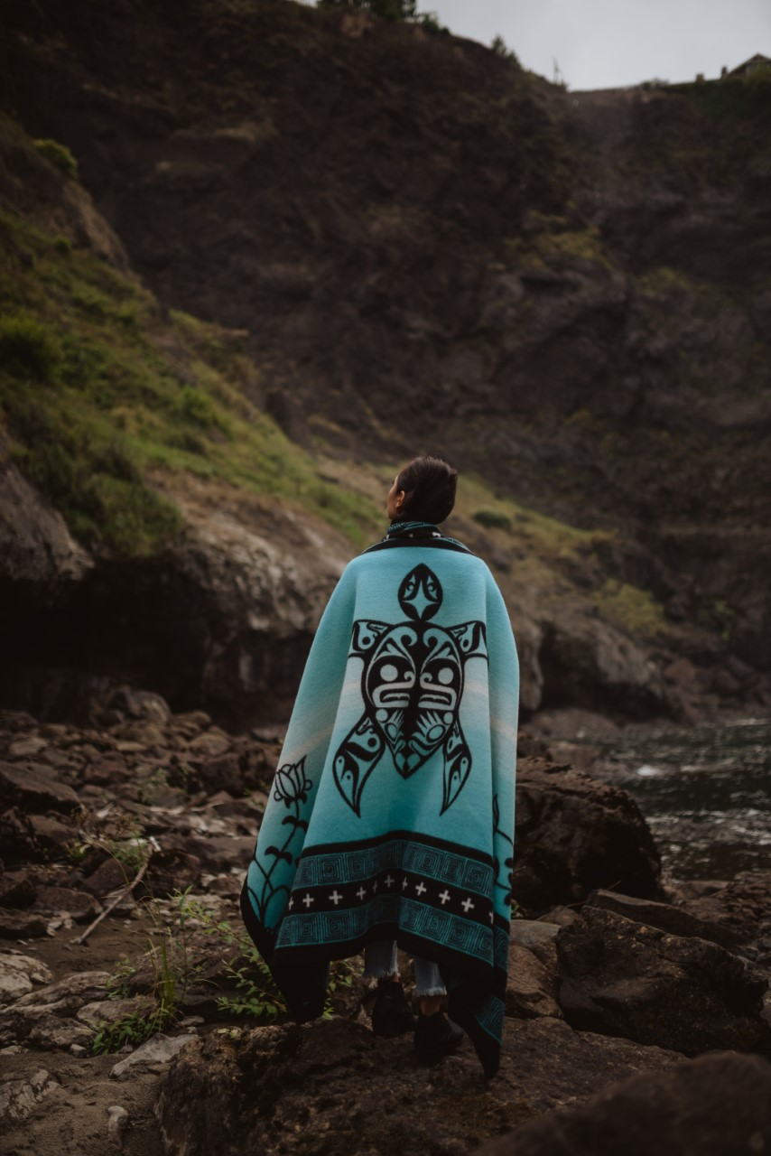 Largest Native Scholarship Provider in the U.S. American Indian Graduate Center to Unveil Commemorative 50th Anniversary Blanket Design