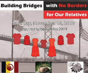 First Nations Peoples' Coalition to Hold Vigil at Ambassador Bridge in Effort to Stop Human Trafficking
