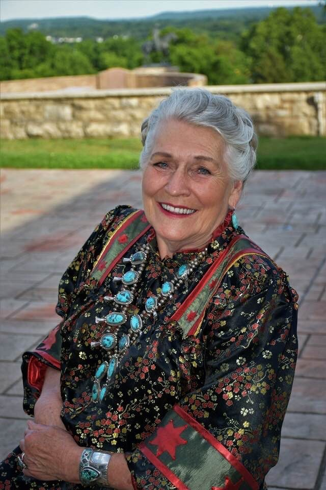 Ollie Starr (Cherokee) Inducted into the Oklahoma Women's Hall of Fame
