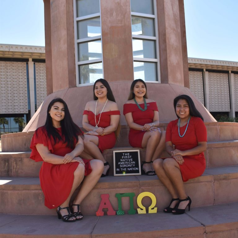 Alpha Pi Omega, the First Sorority for Native Women