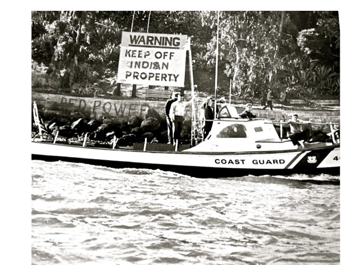 This Day in History – Nov. 20, 1969: 89 Students Takeover Alcatraz Island; Begin a 19 Month, 9 Day Occupation