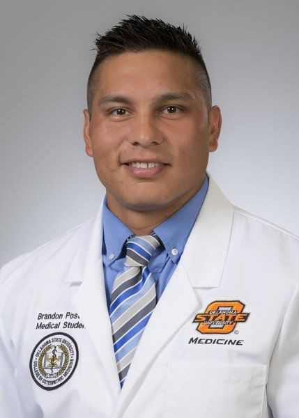 Chickasaw Medical Student Honored by Association as He Explores Healthy Diet of Ancestral Natives