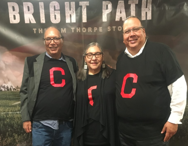 """Executive Producer Rick Hill's Passing Will not Stop Making of """"Bright Path: The Jim Thorpe Story"""""""