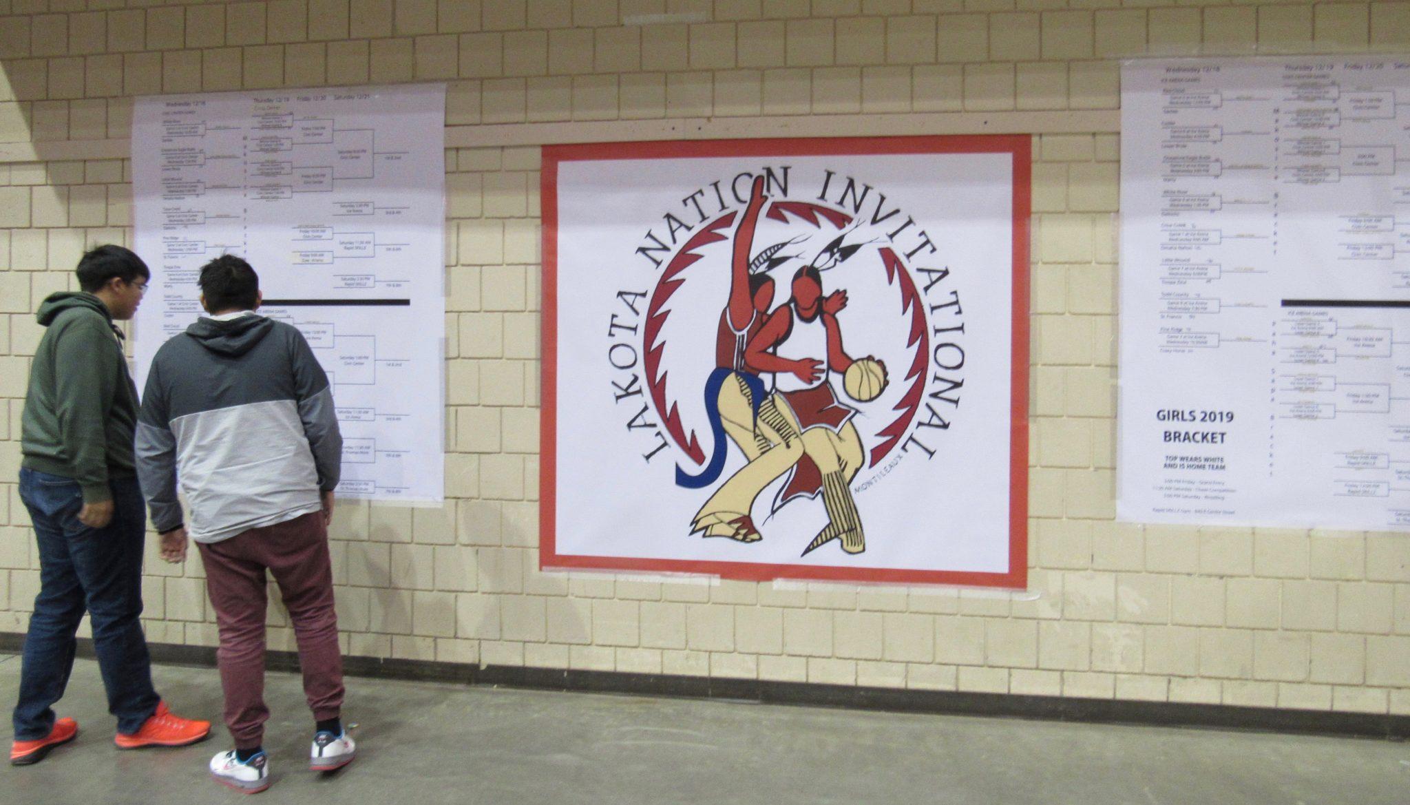 "Lakota Nation Invitational ""A High School Holiday Sports Classic"" Underway in Rapid City"