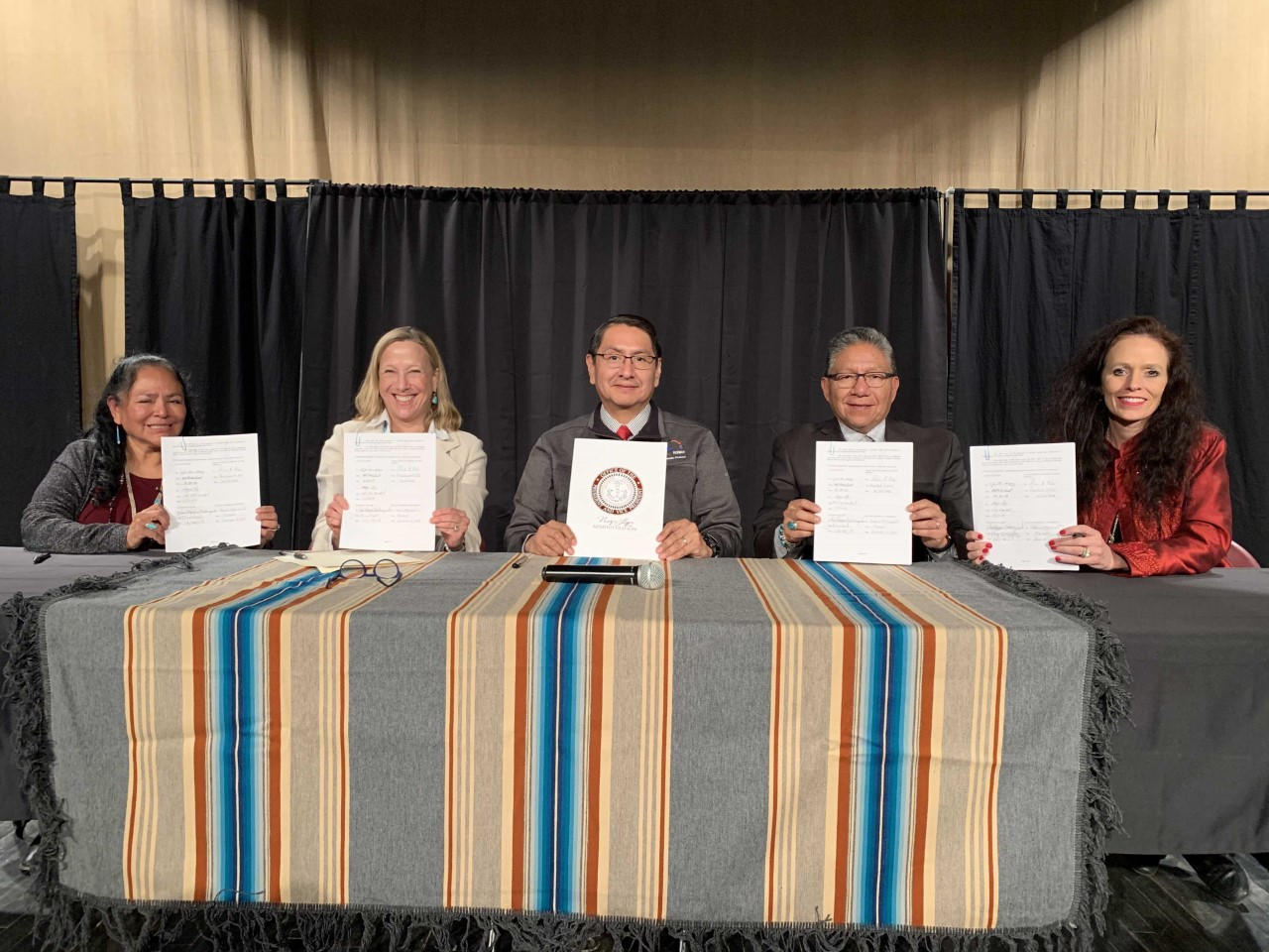 Navajo Nation Finalizes MOU with PNM for $500,000 Scholarship Commitment