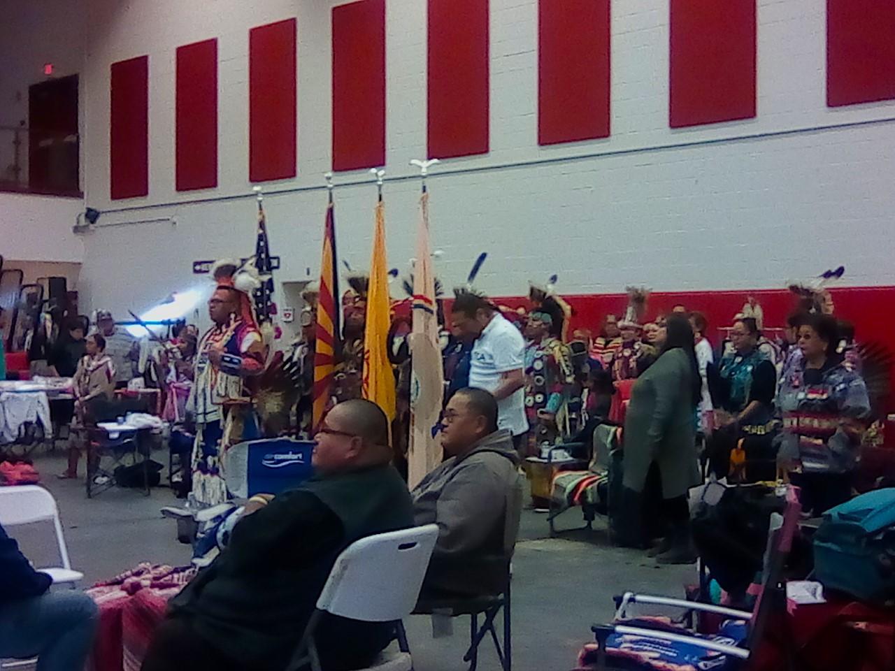 NTU Skyhawk First Nations Student Organization Hosts Annual Powwow for Graduating Class of 2019