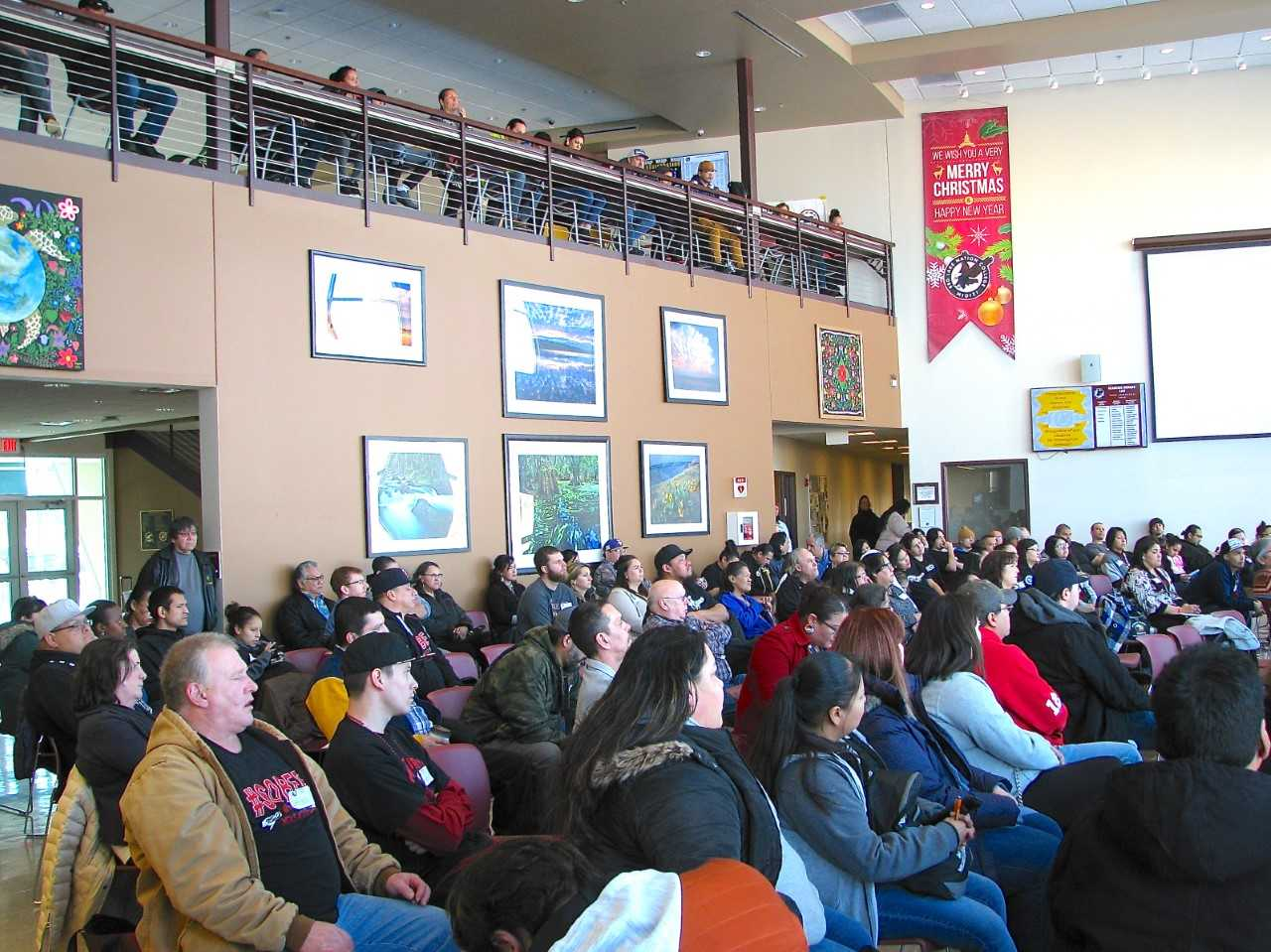 Community Wellness Gathering Scheduled at Red Lake Nation College