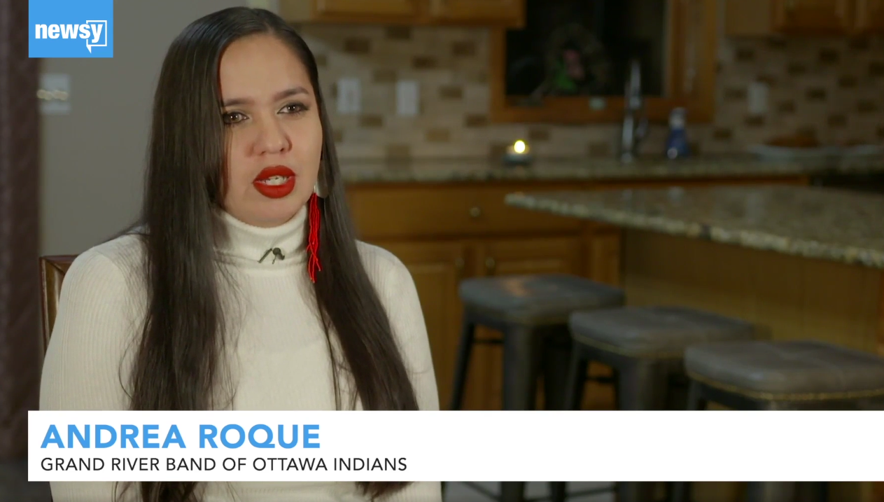 Newsy:  Native Americans React To Plan To Help Solve Crimes Against Indigenous People