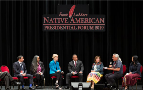 Second Native American Presidential Forum to be Held in Las Vegas on January 14 – 15, 2020