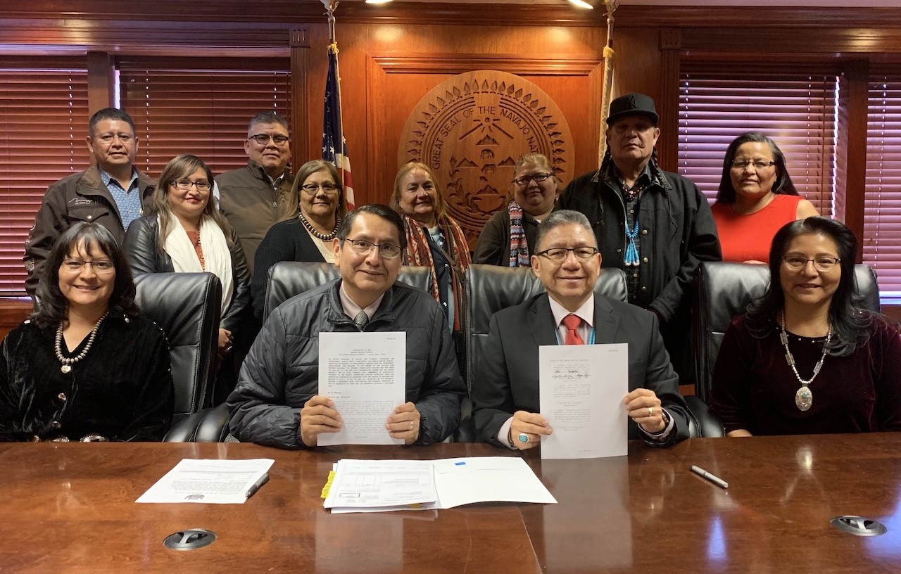 Navajo Nation Set to Acquire Rights to 500 Megawatts of Transmission Lines