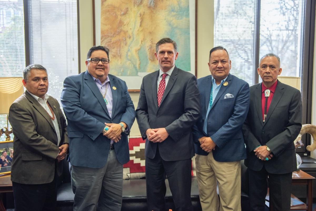 Navajo Nation Council Go to Washington to Have Voice Heard on Chaco