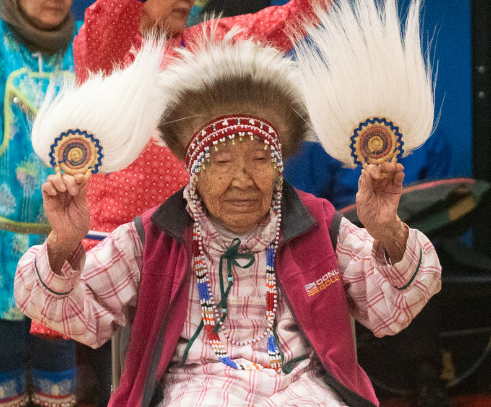 90-Year-Old Alaska Native Woman is First American Counted in 2020 Census