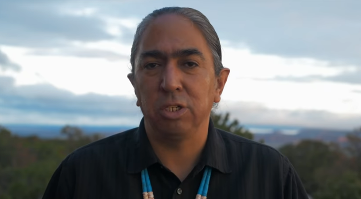 """2nd Most Read in 2019 – Navajo Mark Charles Announces He is Running for President in 2020; Wants """"We the People"""" to Mean """"All the People"""""""