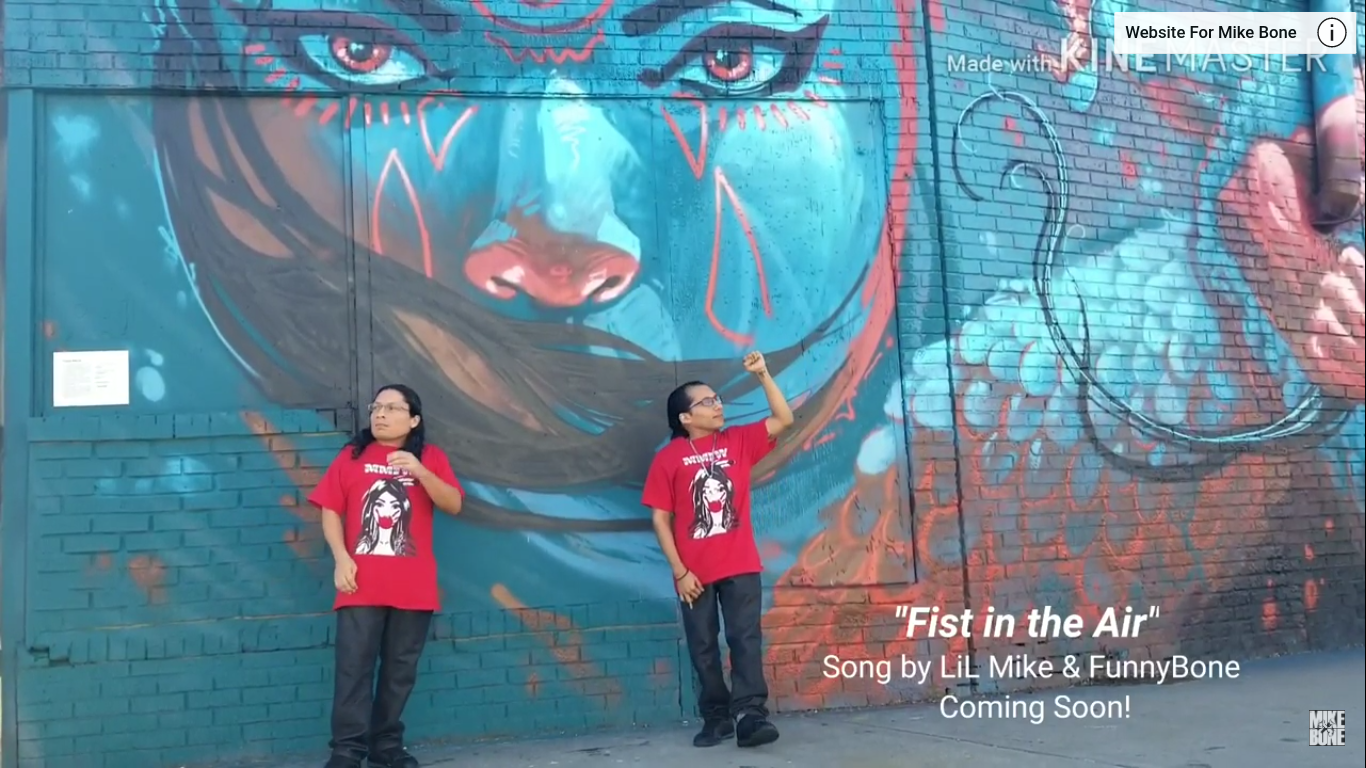 On new tracks, artists sing and rap for missing and murdered Indigenous women