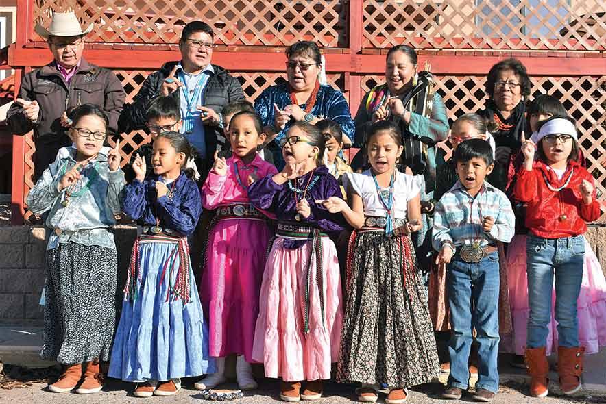 Navajo Nation Delegate Calls for Diné Language Revolution