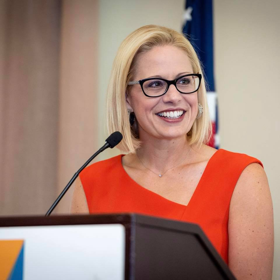 Arizona Sen. Sinema and Bipartisan Group of Lawmakers Urge Federal Court to Protect Indian Child Welfare Act