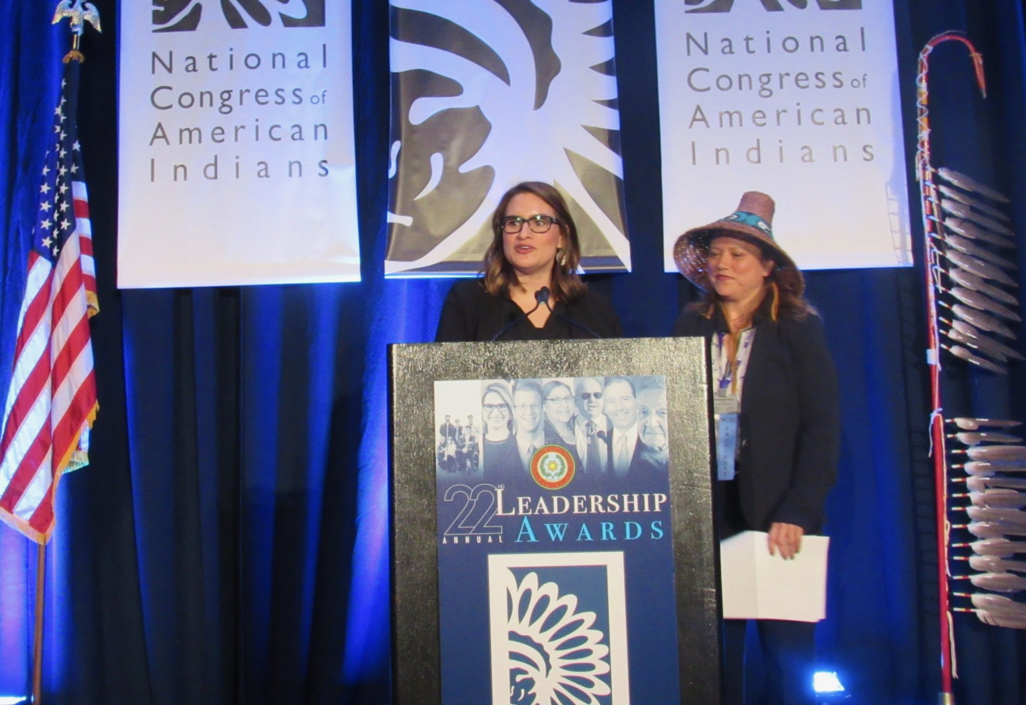 100-Year-Old Lakota Marcella Lebeau Among Recipients of NCAI Leadership Awards