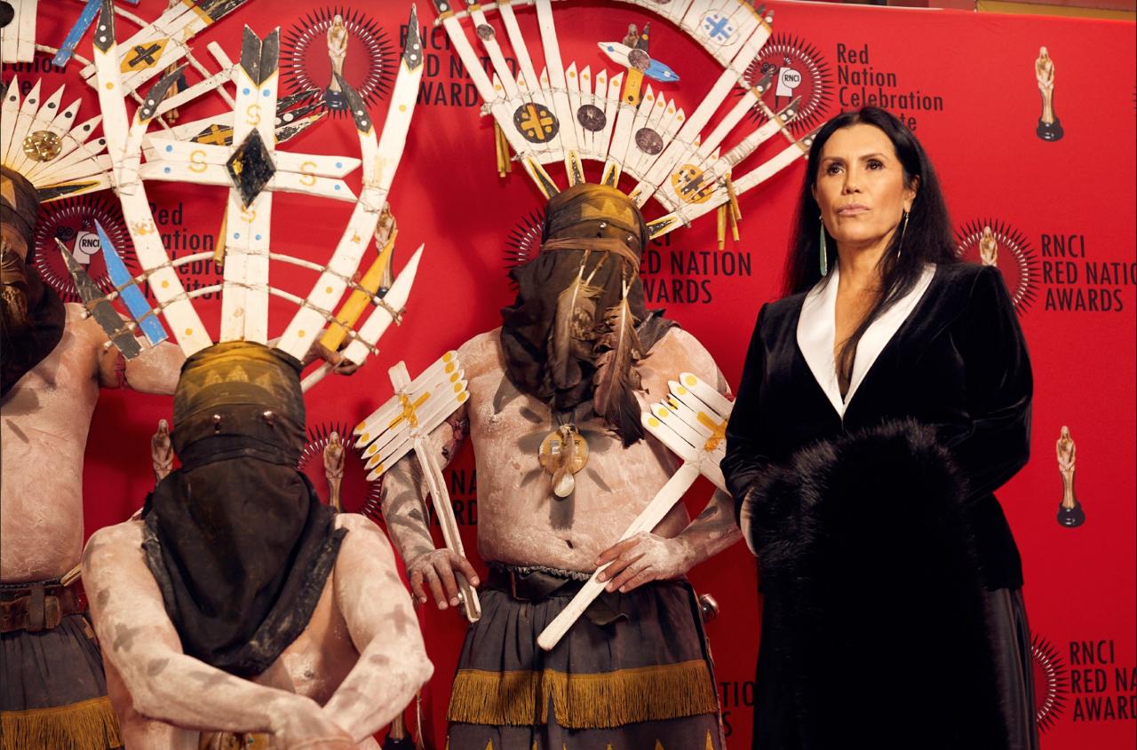 Q&A: Joanelle Romero talks Native Women in FILM Festival