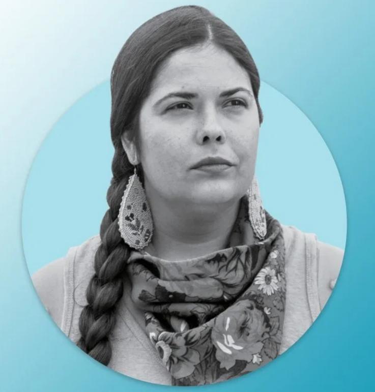 "Ojibwe Tara Houska Named to TIME's List of People ""Bridging Divides Across America"""