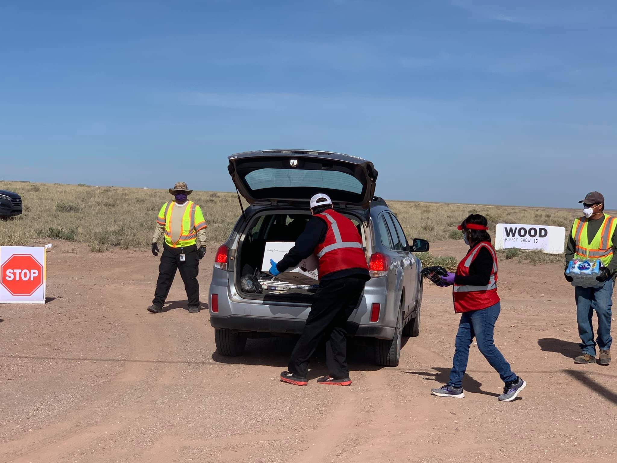 COVID-19 Cases Near 2,000 on Navajo Nation; 2 More Deaths Reported on Wednesday