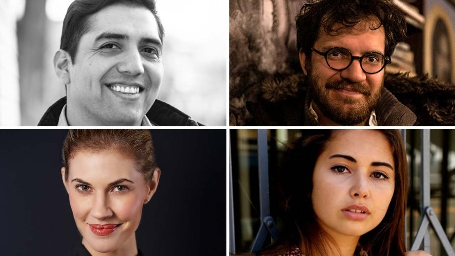 Emerging Native TV writers awarded mentorship from industry vets