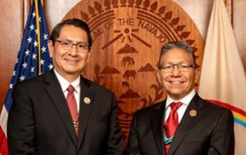 Navajo President, VP Self-quarantine After Exposure to Individual Diagnosed with COVID-19
