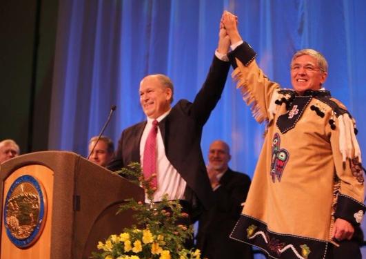 State of Alaska Mourns Loss of Former Lt. Governor Bryon Mallott (Tlingit)