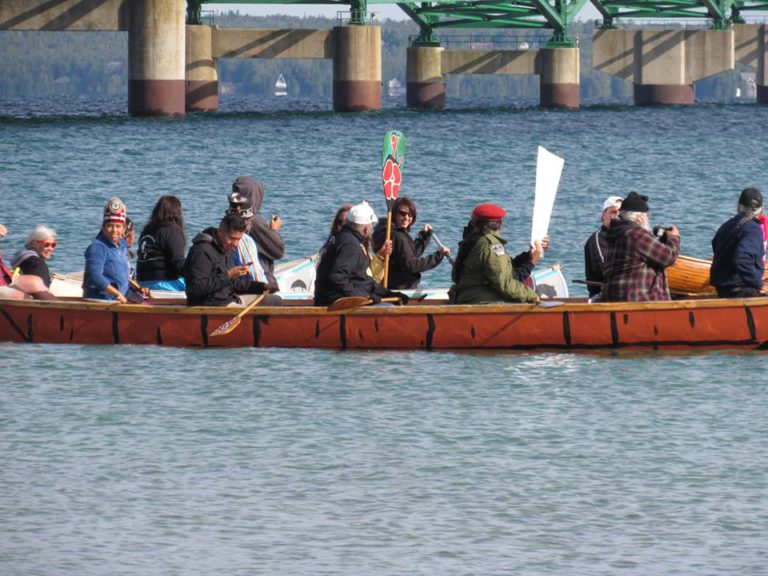 Michigan Tribe Gets Boost from NARF and Earthjustice in its Fight Against Pipeline Tunnel