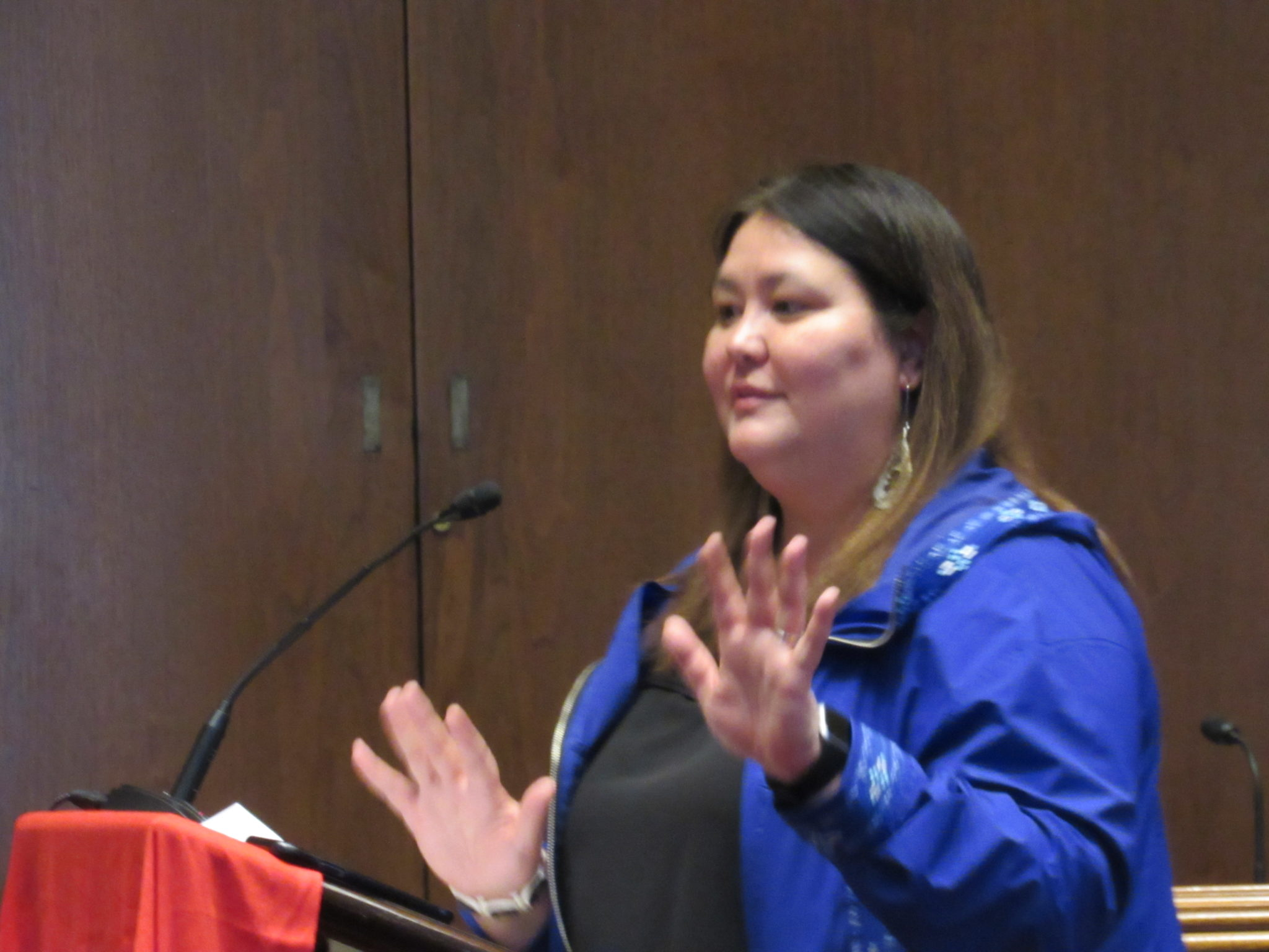 House Committee Calls for Investigation of Indian Affairs Secretary Tara Sweeney