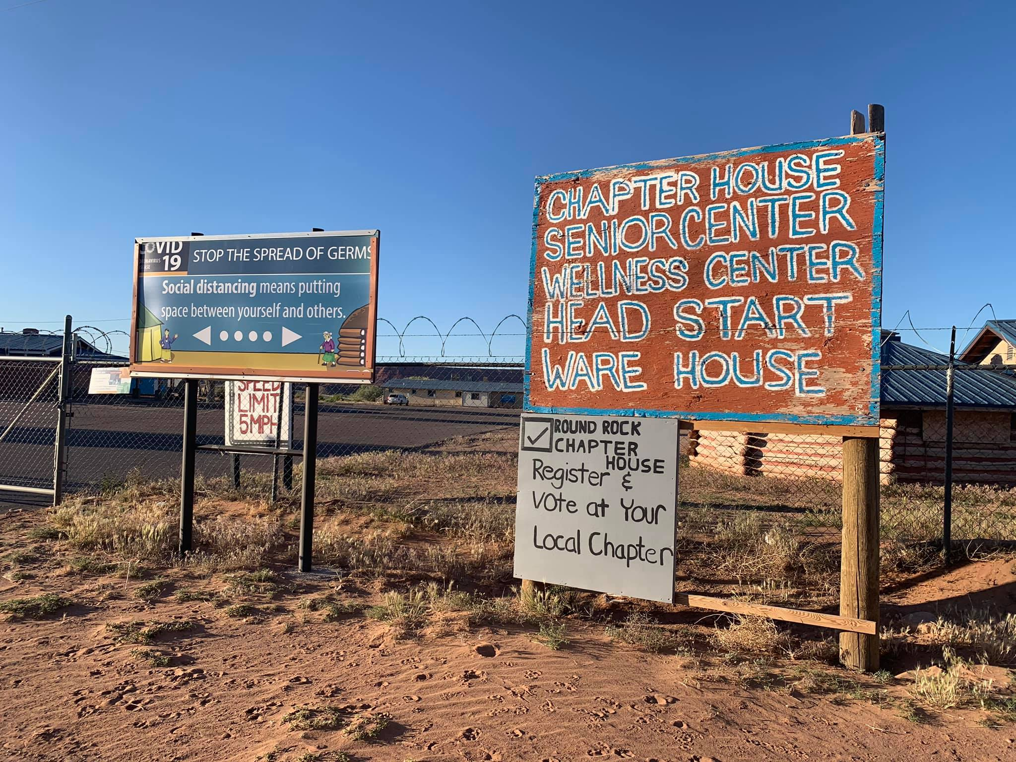 Navajo Nation is Under a 57-Hour Curfew This Memorial Day Weekend as COVID-19 Death Toll Climbs to 149